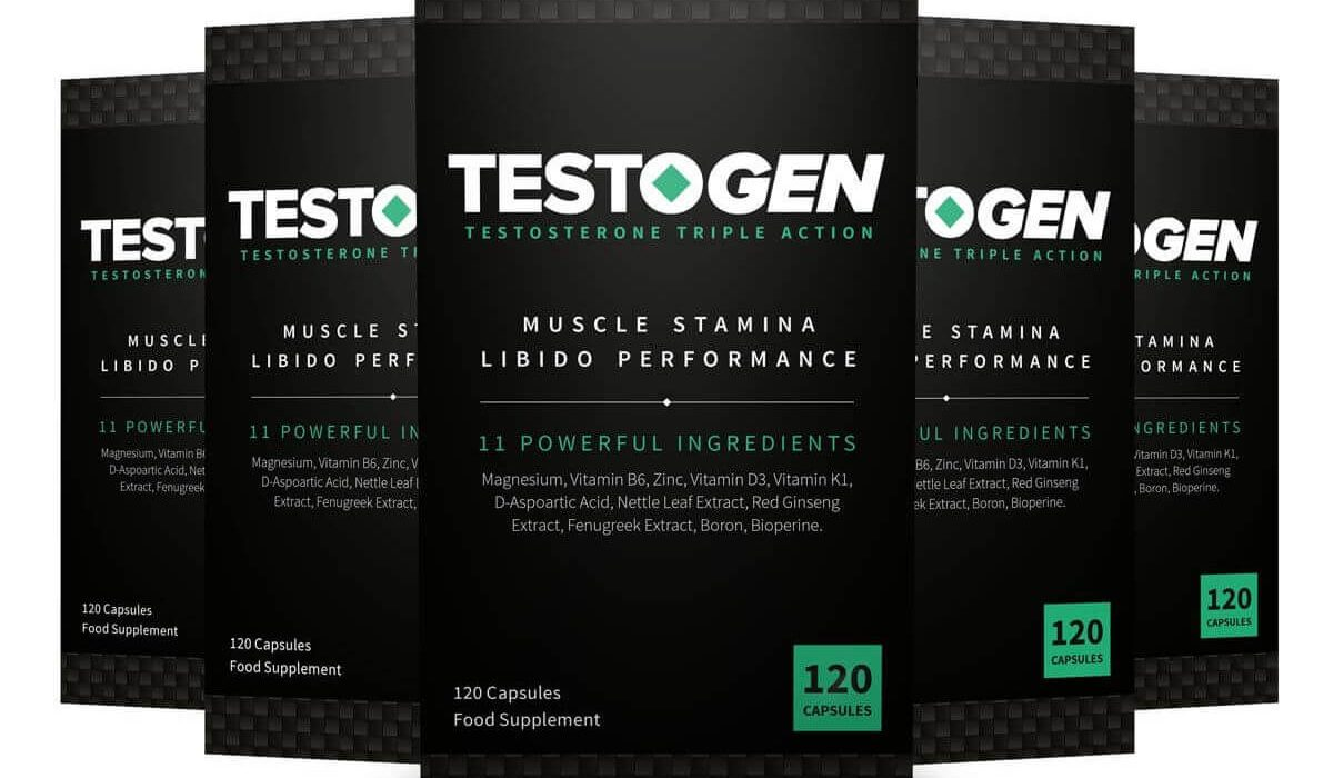 Testogen Review: Benefits, Pros & Cons, Customers Reviews