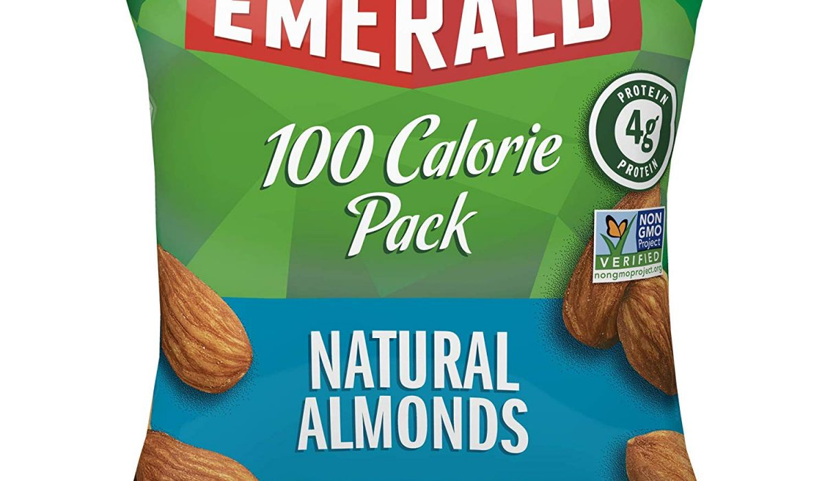 Emerald Nuts 100 Calorie Packs Review